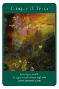 Cinque di Terra - La Carta del Giorno