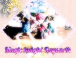Magic knight Rayearth - una porta socchiusa ai confini del sole